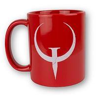 Hrnek Quake Champions - Logo