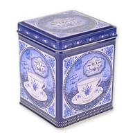 Krabička na čaj Modrobílá romance 100g