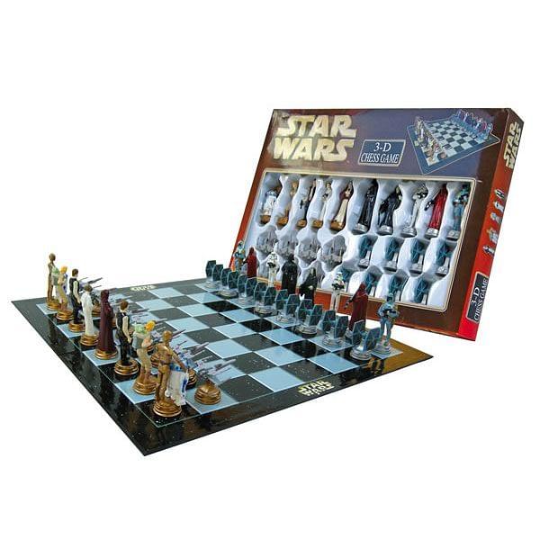 Šachy - Star Wars
