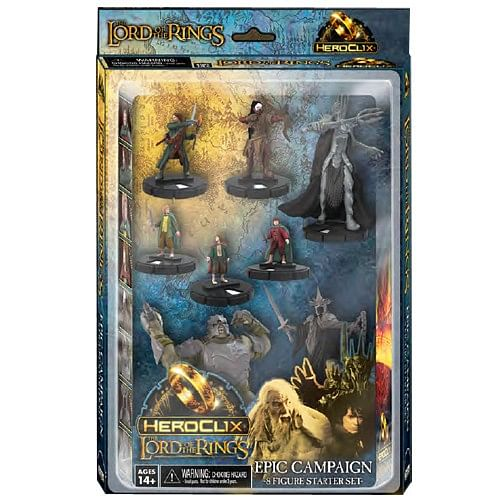 HeroClix: Lord of the Rings - Epic Campaign Starter Set