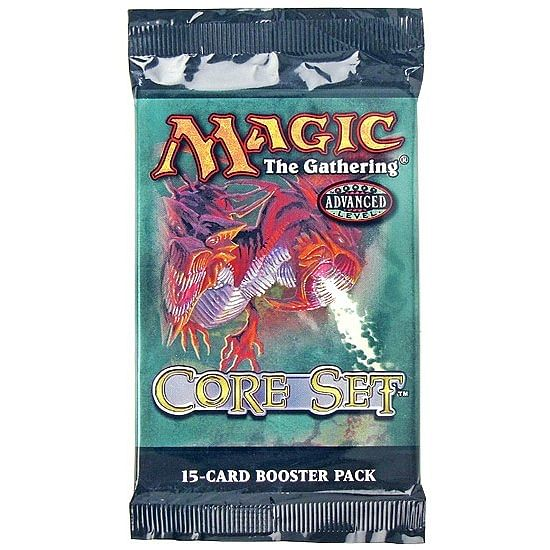 Magic: The Gathering - 8th edition Booster