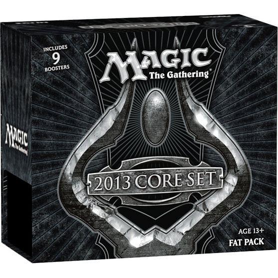 Magic: The Gathering - 2013 Core set Fat Pack