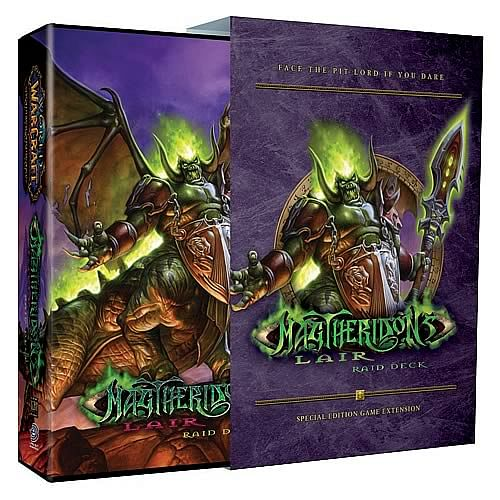 World of Warcraft TCG: Magtheridons Lair Raid Deck