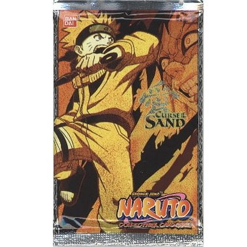 Naruto: Curse of the Sand booster