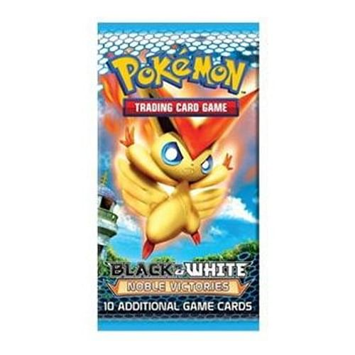 Pokémon: Black and White - Noble Victories Booster