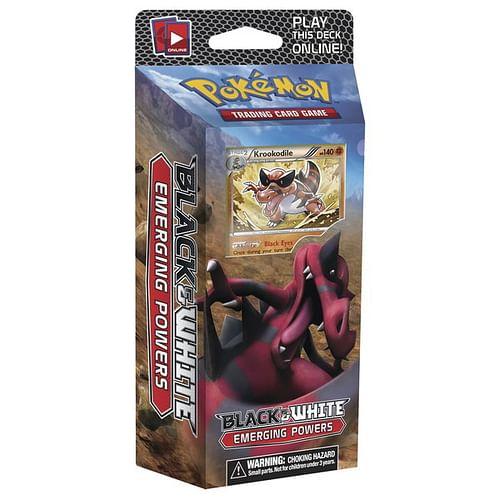 Pokémon: Black and White - Emerging Powers Power Play Theme Deck