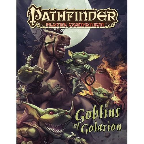 Pathfinder Companion: Goblins of Golarion