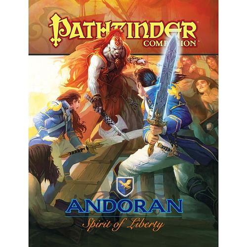 Pathfinder Companion: Andoran, Spirit of Liberty
