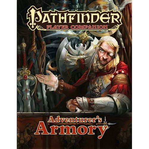 Pathfinder Player Companion: Adventurer's Armory