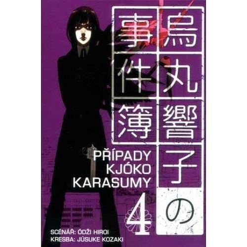 Případy Kjóko Karasumy 4