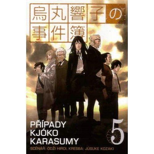 Případy Kjóko Karasumy 5