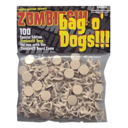 Zombies!!! Bag O' Dogs!!!