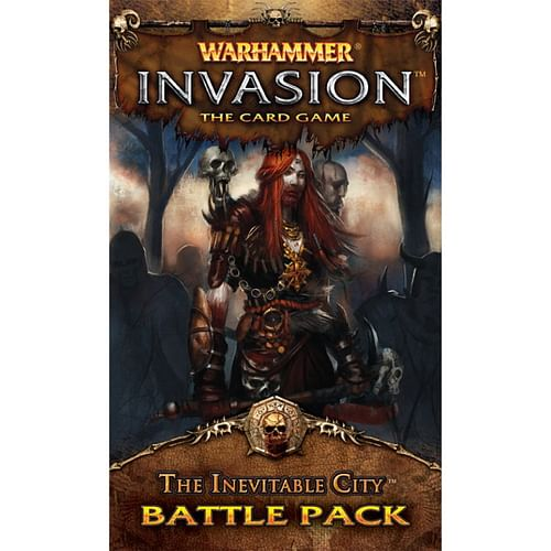Warhammer Invasion LCG: The Inevitable City