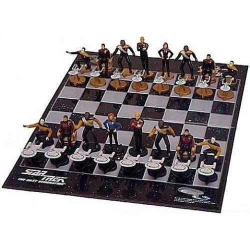 Šachy - Star Trek