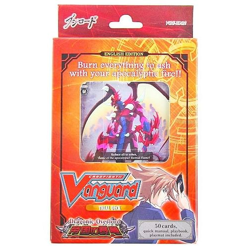 Cardfight!! Vanguard: Dragonic Overlord Trial Deck