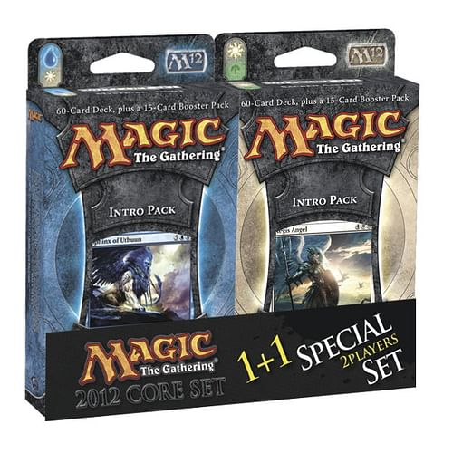Magic: The Gathering - 2012 Core Set 1+1 Starter Pack