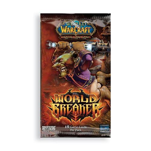 World of Warcraft TCG: Worldbreaker Booster