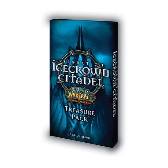 World of Warcraft TCG: Assault on Icecrown Citadel Treasure Pack