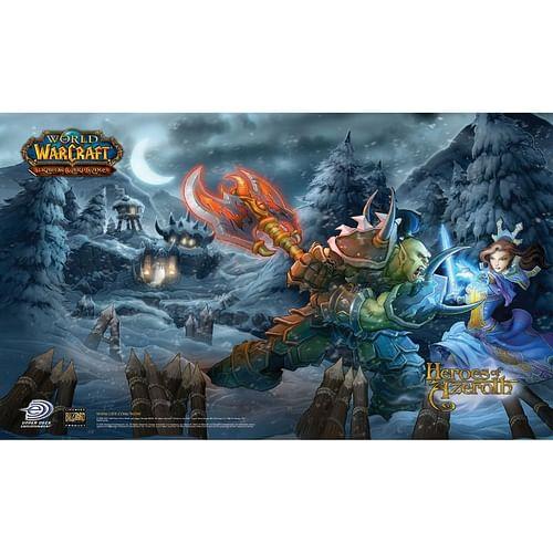 World of Warcraft TCG: Podložka modrá