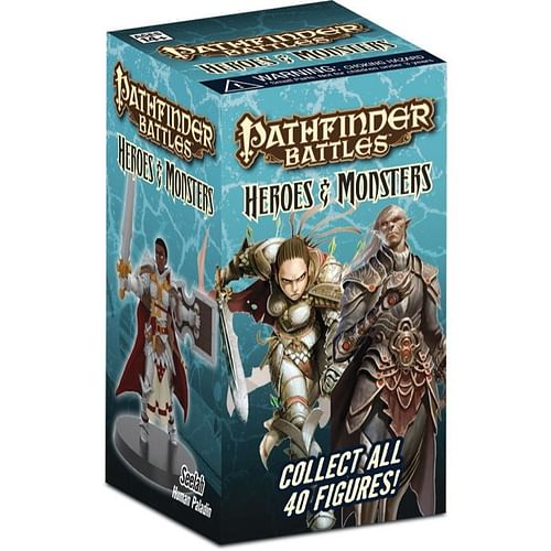 Pathfinder Battles: Heroes & Monsters Booster