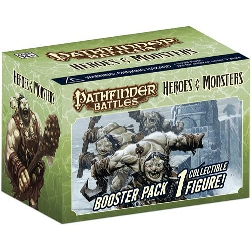 Pathfinder Battles: Heroes & Monsters Large Booster