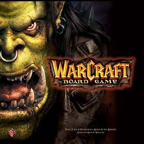 Warcraft - desková hra