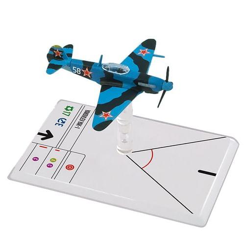 Wings of Glory WW2: Yakovlev Yak-1 (Luganskij)