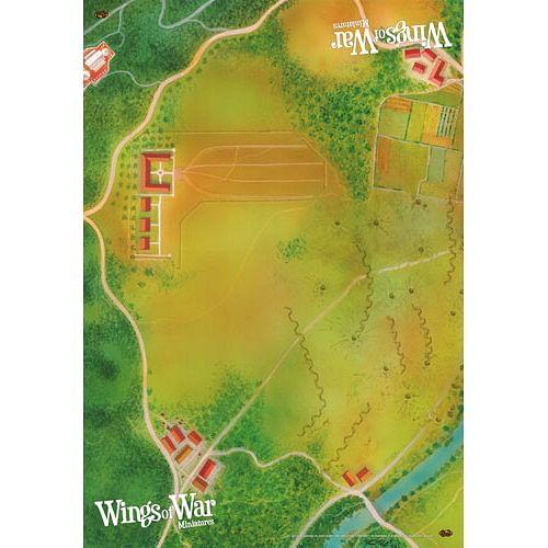 Wings of War - Playmat West