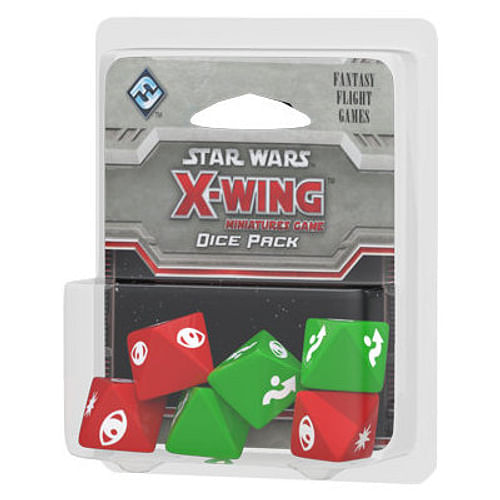 Star Wars: X-Wing Miniatures Game Dice pack