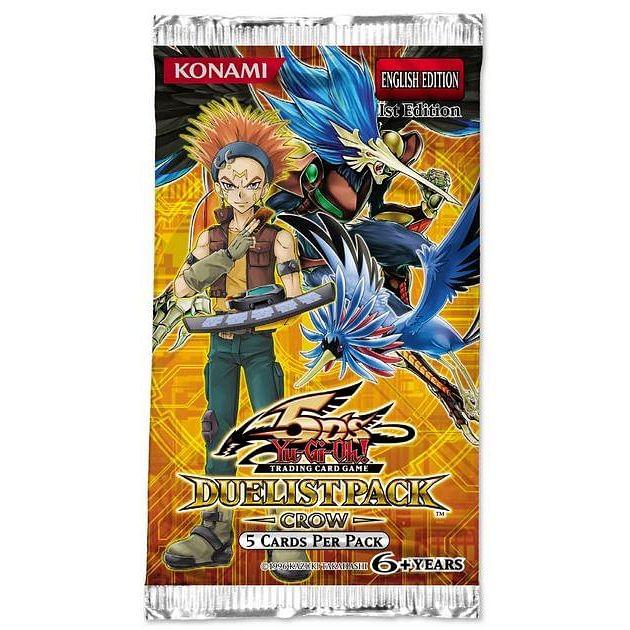 Yu-Gi-Oh! Duelist Pack - Crow