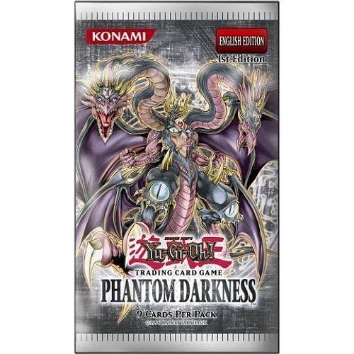 Yu-Gi-Oh! Phantom Darkness Booster