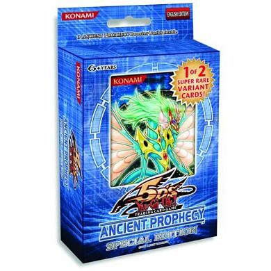 Yu-Gi-Oh! Ancient Prophecy Special Edition
