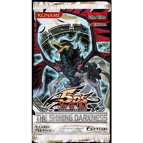 Yu-Gi-Oh! Shining Darkness Booster