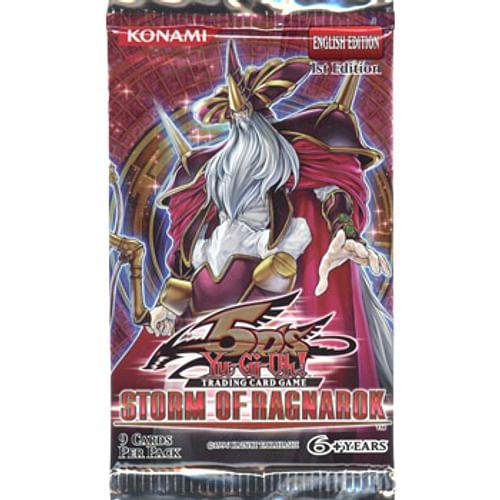 Yu-Gi-Oh! Storm of Ragnarok Booster
