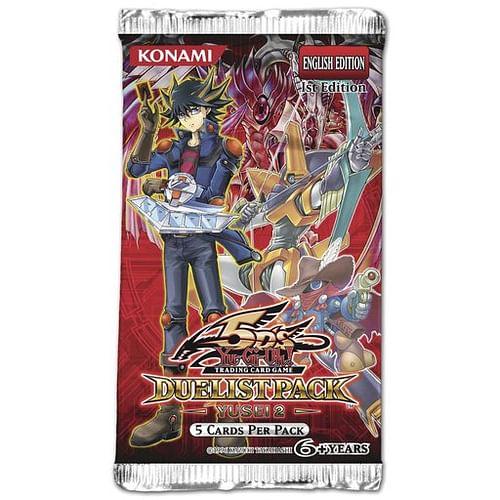 Yu-Gi-Oh! Duelist Pack - Yusei 2