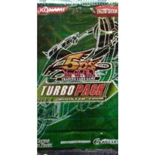 Yu-Gi-Oh! Turbopack Booster 4