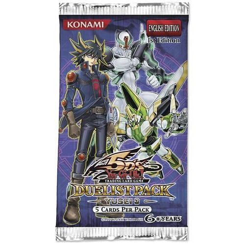 Yu-Gi-Oh! Duelist Pack - Yusei 3