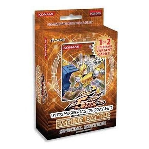 Yu-Gi-Oh! Raging Battle Special Edition