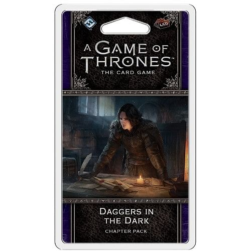 A Game of Thrones LCG second edition: Daggers in the Dark