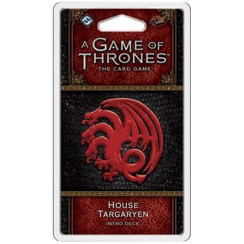 A Game of Thrones LCG second edition: House Targaryen Intro Deck