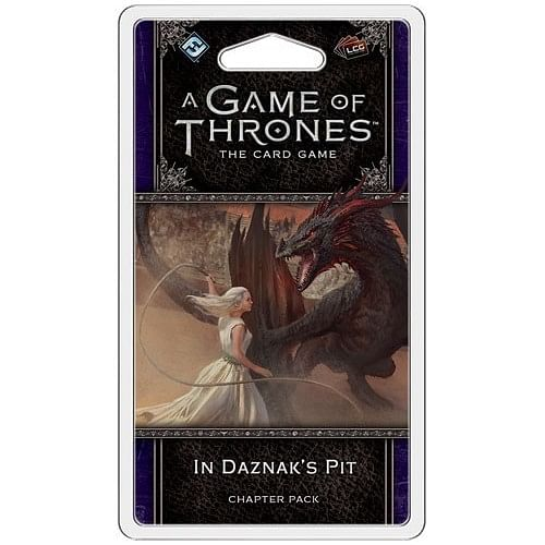A Game of Thrones LCG second edition: In Daznak s Pit
