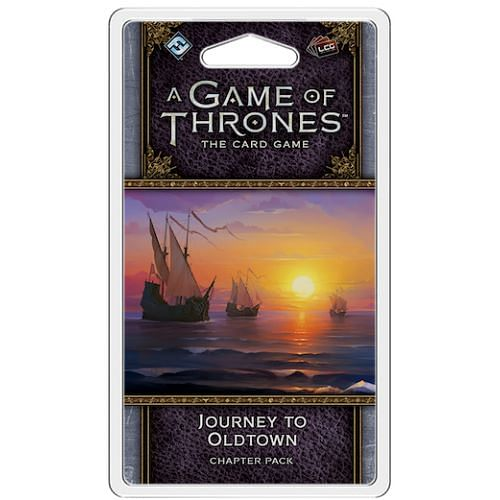 A Game of Thrones LCG second edition: Journey to Oldtown