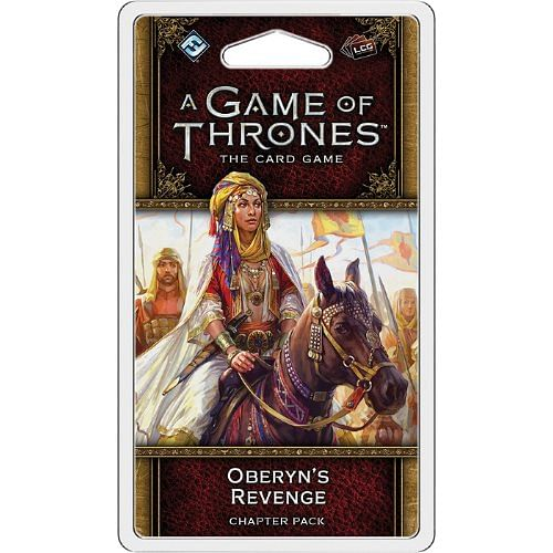 A Game of Thrones LCG second edition: Oberyn's Revenge