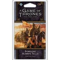 A Game of Thrones LCG second edition: Someone Always Tells