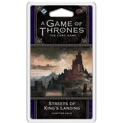 A Game of Thrones LCG second edition: Streets of King s Landing