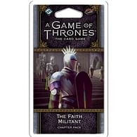 A Game of Thrones LCG second edition: The Faith Militant