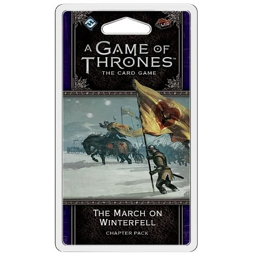 A Game of Thrones LCG second edition: The March on Winterfell