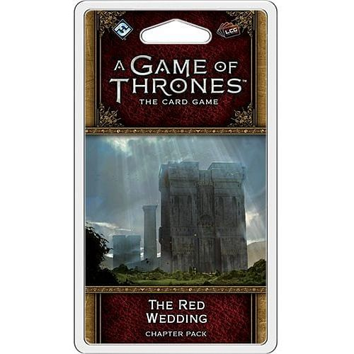 A Game of Thrones LCG second edition: The Red Wedding