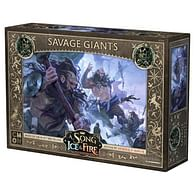A Song Of Ice And Fire - Savage Giants