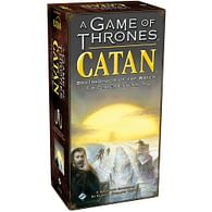 A Game of Thrones: Catan - Brotherhood of the Watch: 5-6 Player
